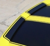 CUSTOM SPOILER STRIPE