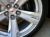 WHEEL SPOKE DECAL ZL1